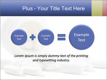 Bottle of tablets PowerPoint Templates - Slide 75