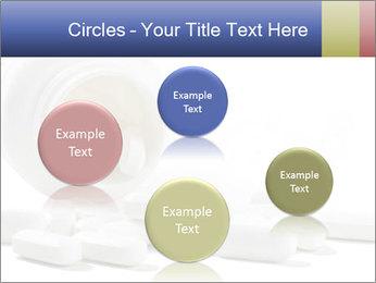 Bottle of tablets PowerPoint Template - Slide 77