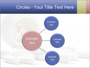 Bottle of tablets PowerPoint Template - Slide 79