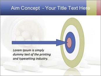 Bottle of tablets PowerPoint Template - Slide 83