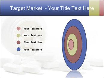 Bottle of tablets PowerPoint Template - Slide 84