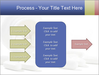 Bottle of tablets PowerPoint Template - Slide 85