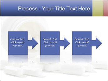 Bottle of tablets PowerPoint Template - Slide 88