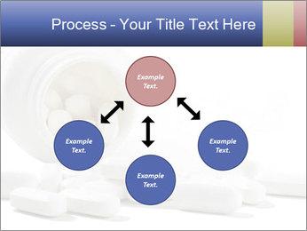 Bottle of tablets PowerPoint Template - Slide 91