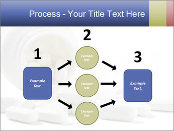 Bottle of tablets PowerPoint Templates - Slide 92