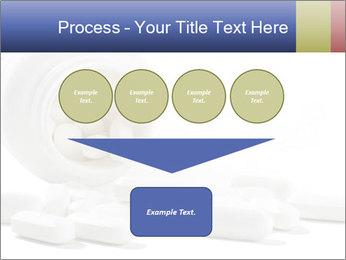 Bottle of tablets PowerPoint Template - Slide 93