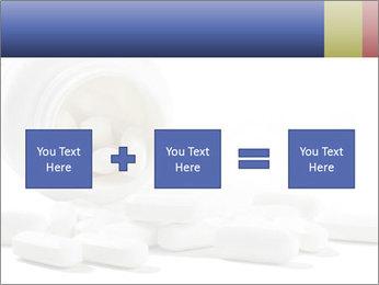Bottle of tablets PowerPoint Template - Slide 95