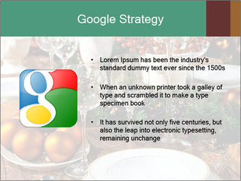 Christmas table PowerPoint Templates - Slide 10