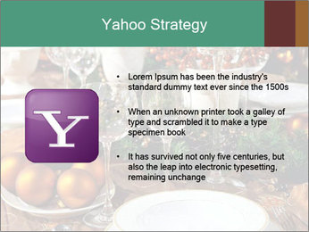 Christmas table PowerPoint Templates - Slide 11