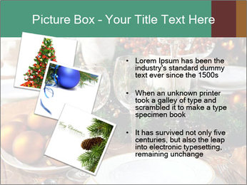 Christmas table PowerPoint Templates - Slide 17