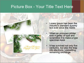 Christmas table PowerPoint Templates - Slide 20