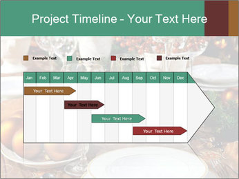 Christmas table PowerPoint Template - Slide 25
