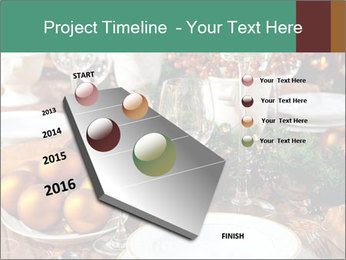 Christmas table PowerPoint Templates - Slide 26