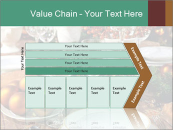 Christmas table PowerPoint Template - Slide 27