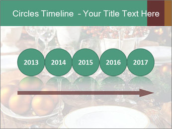 Christmas table PowerPoint Template - Slide 29
