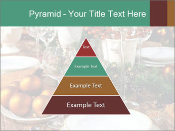 Christmas table PowerPoint Template - Slide 30