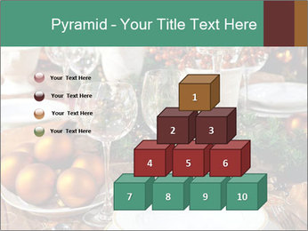 Christmas table PowerPoint Template - Slide 31