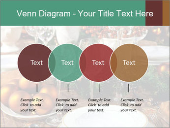 Christmas table PowerPoint Template - Slide 32