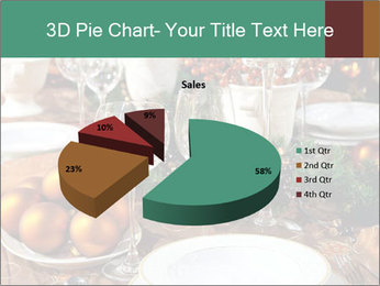 Christmas table PowerPoint Template - Slide 35