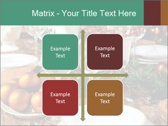 Christmas table PowerPoint Template - Slide 37