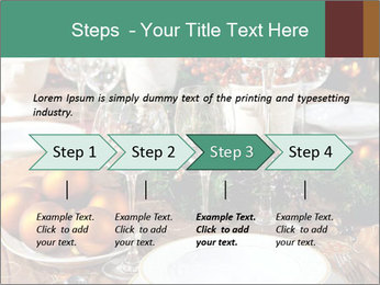Christmas table PowerPoint Template - Slide 4