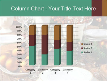 Christmas table PowerPoint Template - Slide 50