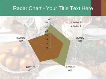 Christmas table PowerPoint Template - Slide 51