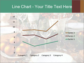 Christmas table PowerPoint Template - Slide 54