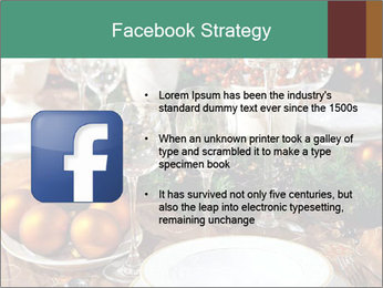 Christmas table PowerPoint Template - Slide 6