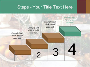 Christmas table PowerPoint Template - Slide 64