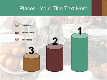 Christmas table PowerPoint Template - Slide 65