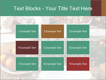 Christmas table PowerPoint Template - Slide 68