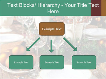 Christmas table PowerPoint Template - Slide 69