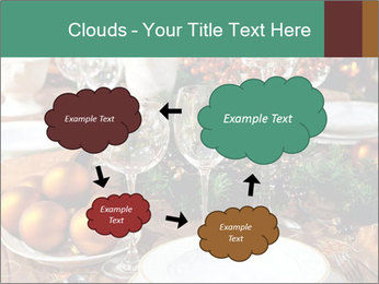 Christmas table PowerPoint Templates - Slide 72