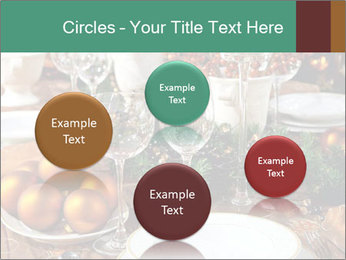 Christmas table PowerPoint Templates - Slide 77