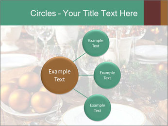 Christmas table PowerPoint Templates - Slide 79