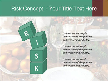 Christmas table PowerPoint Template - Slide 81