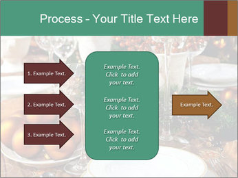 Christmas table PowerPoint Template - Slide 85