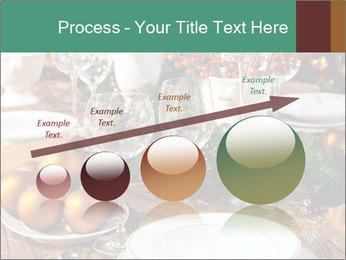 Christmas table PowerPoint Templates - Slide 87