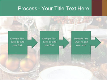 Christmas table PowerPoint Template - Slide 88
