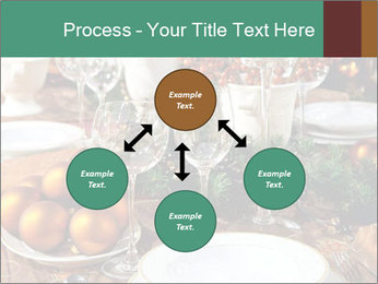 Christmas table PowerPoint Templates - Slide 91