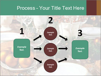 Christmas table PowerPoint Template - Slide 92