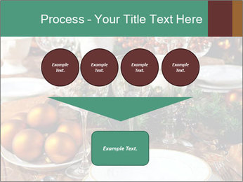 Christmas table PowerPoint Templates - Slide 93