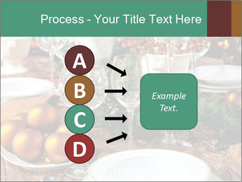 Christmas table PowerPoint Template - Slide 94
