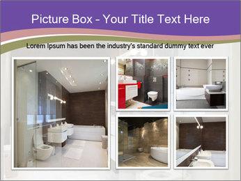 Bathroom PowerPoint Template - Slide 19