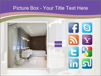 Bathroom PowerPoint Template - Slide 21