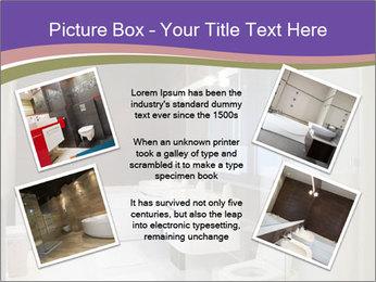 Bathroom PowerPoint Template - Slide 24