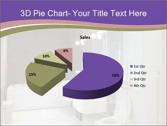 Bathroom PowerPoint Template - Slide 35