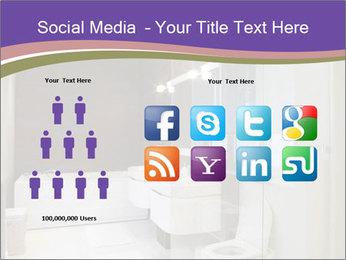Bathroom PowerPoint Template - Slide 5