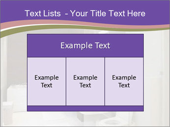 Bathroom PowerPoint Template - Slide 59